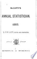 McCarty's Annual Statistician