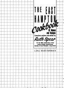 The East Hampton Cookbook of Menus and Recipes