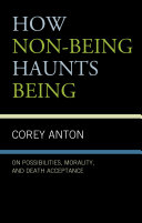 How Non being Haunts Being