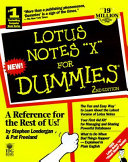 Lotus Notes Release 4 for Dummies