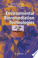Environmental Bioremediation Technologies Book PDF