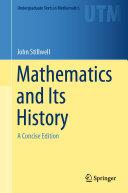 Mathematics and Its History [Pdf/ePub] eBook