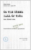 On the Green Hill of Tara