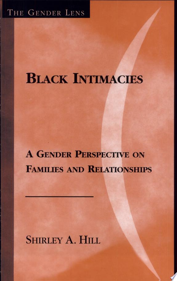Black Intimacies