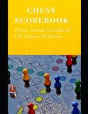Chess Score Book