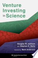 Venture Investing In Science