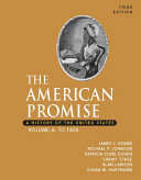 The American Promise: To 1877