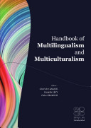 Handbook of Multilingualism and Multiculturalism