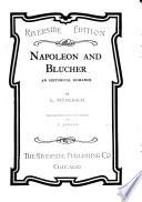 Napoleon and Bl  cher