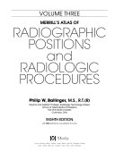 Cover of Merrill's Atlas of Radiographic Positions and Radiologic Procedures