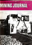 Queensland Government Mining Journal Book