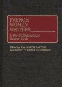 French Women Writers