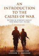 An Introduction to the Causes of War