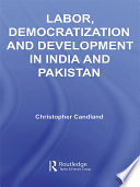 Labor Democratization And Development In India And Pakistan
