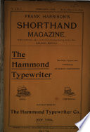 Frank Harrison s Shorthand Weekly