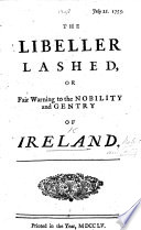 The Libeller Lashed