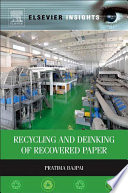 Recycling and Deinking of Recovered Paper Book