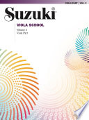 Suzuki Viola School - Volume 2