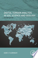 Digital Terrain Analysis in Soil Science and Geology Book