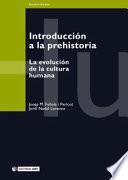 Introducción a la prehistoria