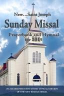 Canadian Missal  2015