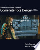 Game Development Essentials Game Interface Design