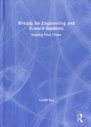Writing for Engineering and Science Students