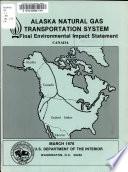Alaska Natural Gas Transportation System