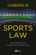 Careers in Sports Law