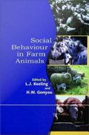 Social Behavior in Farm Animals
