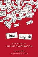 Bad English Pdf/ePub eBook