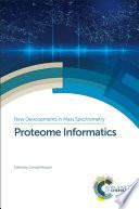 Proteome Informatics