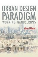 Urban Design Paradigm