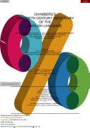 CHAMBERS'S TWENTIETH CENTURY DICTIONARY OF THE ENGLISH LANGUAGE