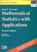 John E  Freund s Mathematical Statistics Book