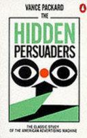 The Hidden Persuaders Book