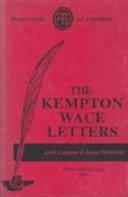 The Kempton-Wace Letters