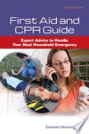 First Aid and CPR Guide Book