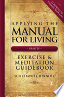 Applying the Manual for Living