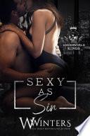 Sexy As Sin Book