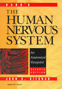 Barr s The Human Nervous System