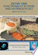 Dietary Fibre Functionality in Food and Nutraceuticals Book