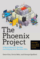 The Phoenix Project book cover image