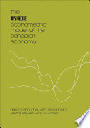 The TRACE Econometric Model of the Canadian Economy