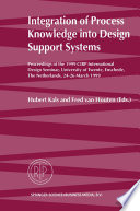 Integration of Process Knowledge into Design Support Systems Book
