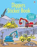 Diggers Sticker Book