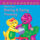 Barney's Sharing & Caring Treasury banner backdrop