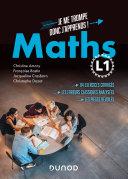 Pdf Maths L1 - Je me trompe donc j'apprends ! Telecharger