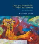 Power and Responsibility in Biblical Interpretation Pdf/ePub eBook