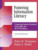 Fostering Information Literacy